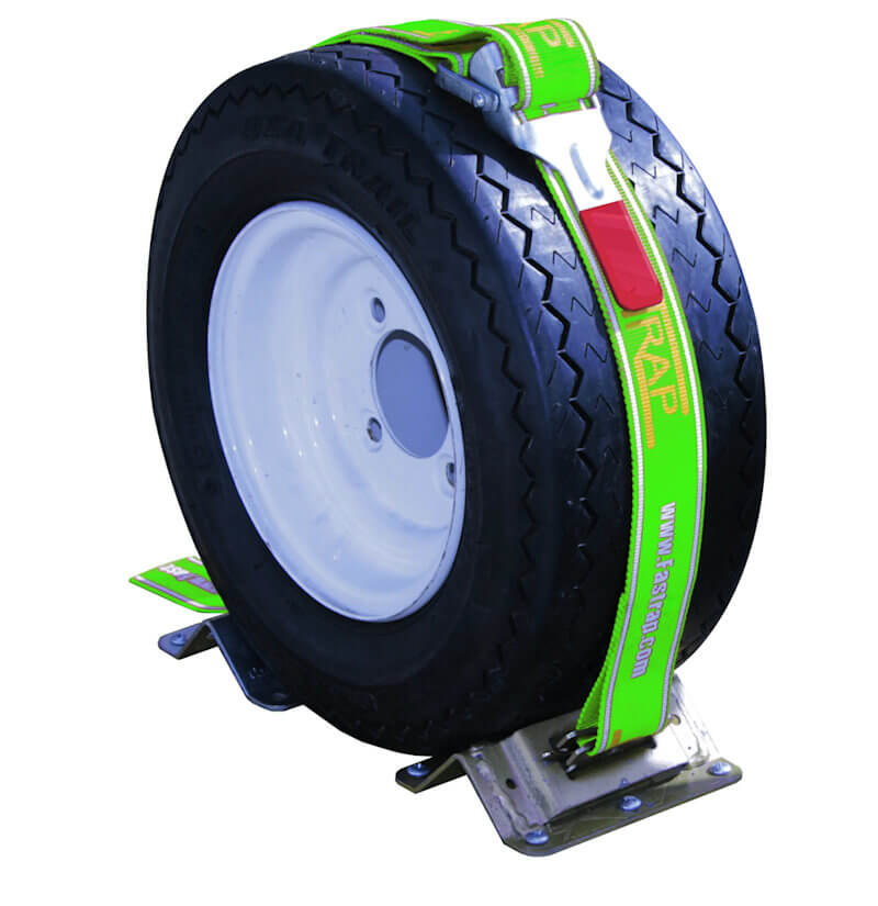 WC001-Fastrap Wheel Tie-Down System